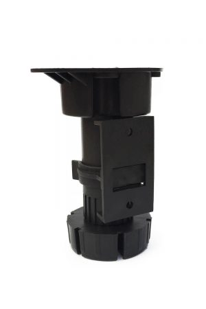 12 X Mprofi MT® Möbelfuß Küchenfuß Verstellbar 100mm – 160mm
