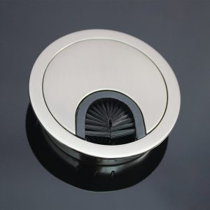 Mprofi MT® Kabeldurchführung Kabeldurchlass aus Metall Bohrmaß Ø 60mm INOX