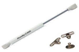 2 X Mprofi MT® MOVEUP Gasdruckfeder Gasfeder Gasdruckdämpfer Für Kabinett 80Nm